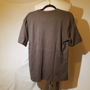 Ted Baker London Shirts - Final TED BAKER Brown T shirt